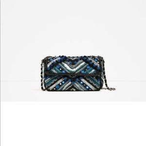 Embroidered Zara Crossbody